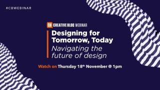 为明天,今天而设计:来自Creative Bloq的免费网络研讨会